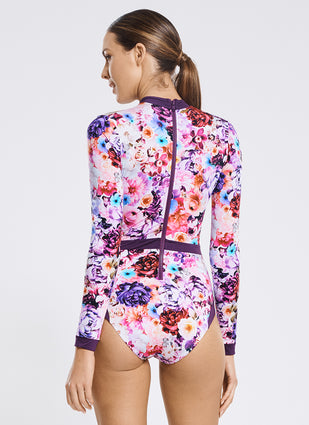 Peony Full Bloom One Piece
