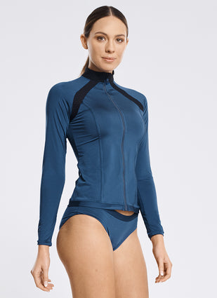Graphite Rash Guard