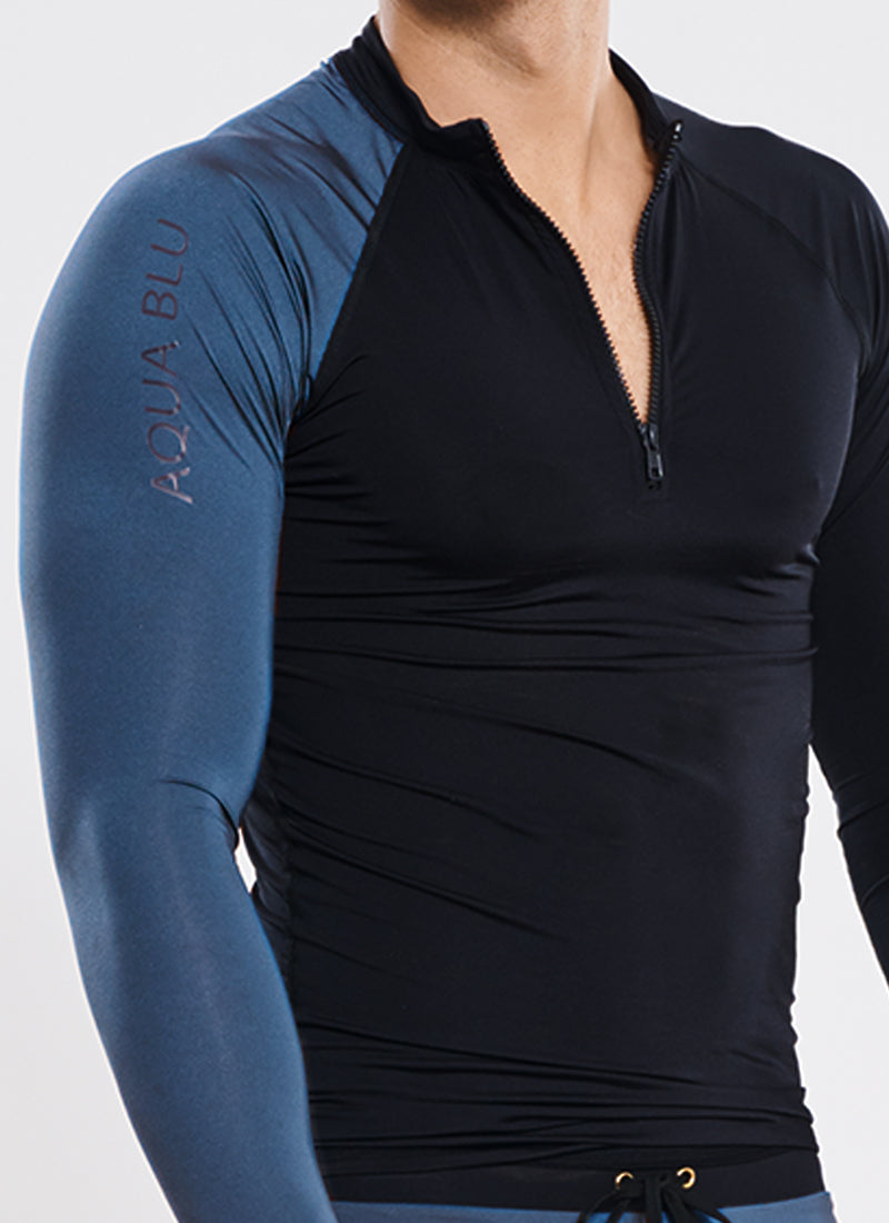 Back to Basics Long Sleeve Rash Guard