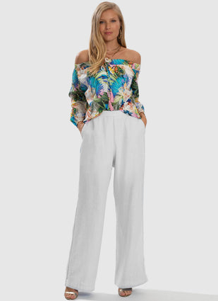 Oydssey Off Shoulder Top