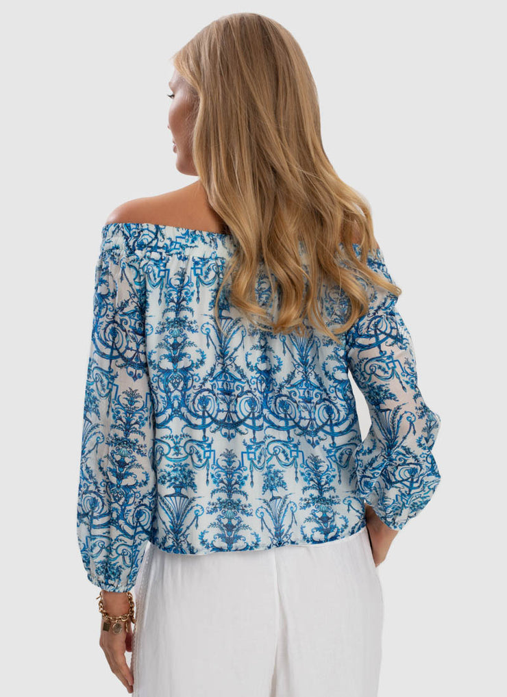 Olympia Off Shoulder Top