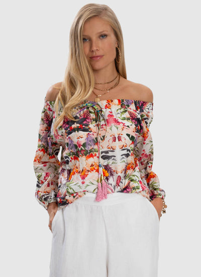 Delilah Off Shoulder Top
