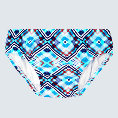 WaveRat Kaleidoscope Swim Nappy