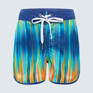 WaveRat Neon Lights Retro Boardshorts