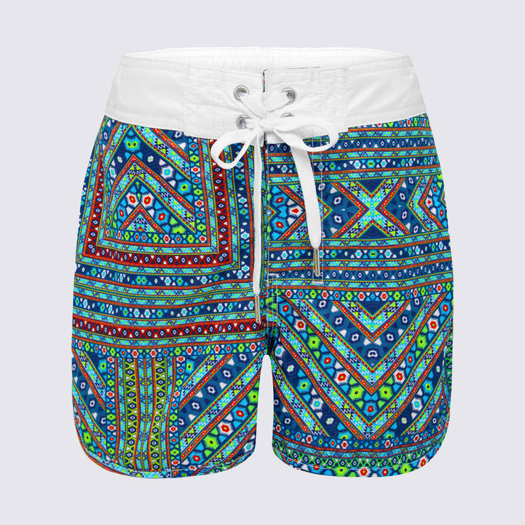 WaveRat Treasure Trove Retro Boardshorts