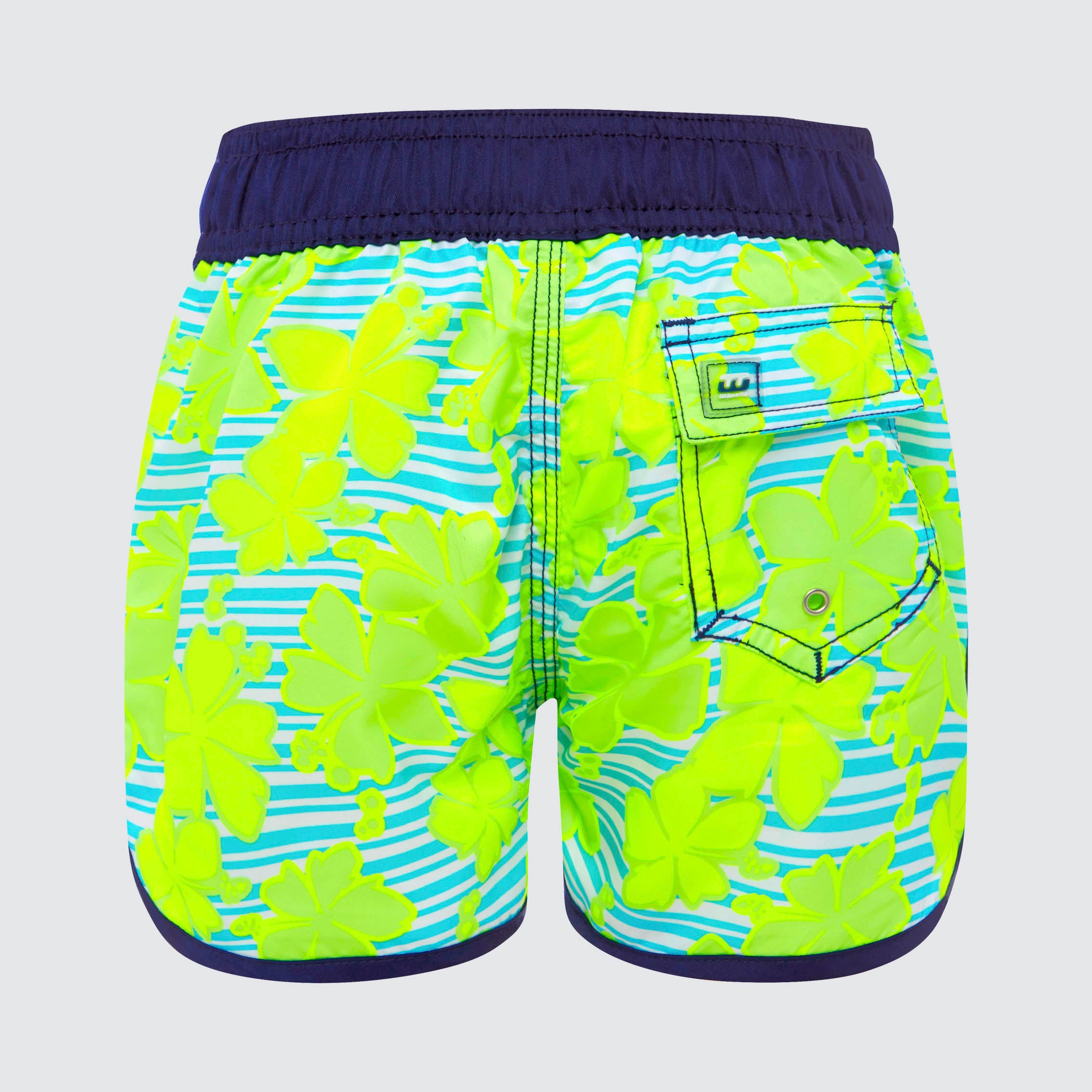 WaveRat Waikiki Retro Boardshorts (3-7)