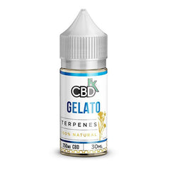 CBD+FX Gelato Terpenes 100% Natural 30ml