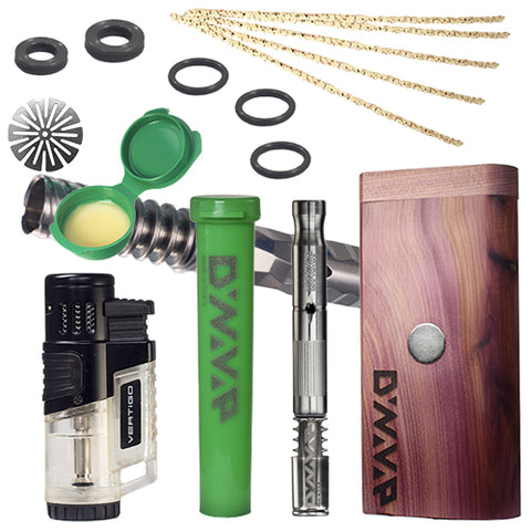 The 'M' Starter Kit 2018 (DynaVap)