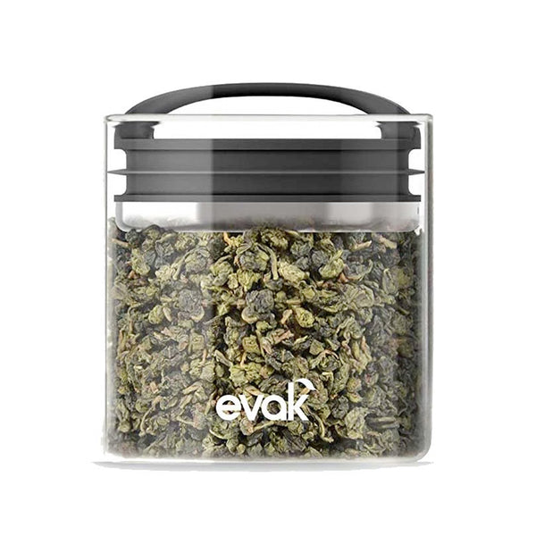 Evak Glass Airtight Container 16oz 468ml