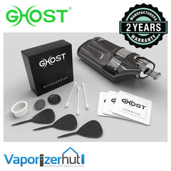 GHOST MV1 Vaporizer - Black Chrome