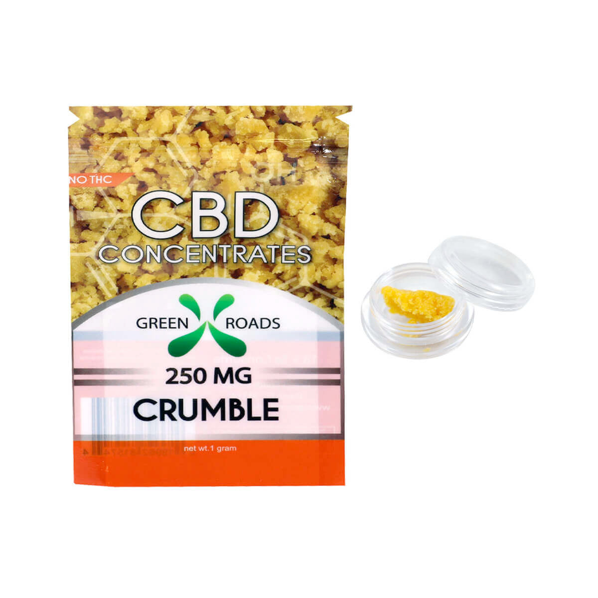 Green Roads CBD Crumble 250mg