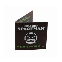 Headchef Spaceman 55mm 4 Piece Sifter Grinder UK