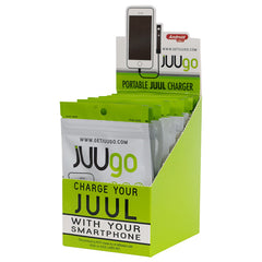 JUUgo Solo for iPhone - Portable E-Cig Charger - UK