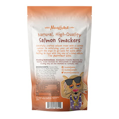 Meowijuana Crunchie Munchie - Salmon Treats for Cats