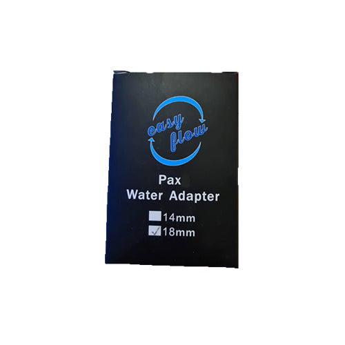 Pax 2 & 3 Glass on Glass Waterpipe Adapter - 14mm & 18mm