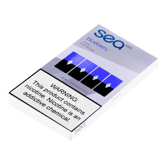 Sea100 Pods for JUUL - Blueberry 5% - Juul Compatible Pods UK