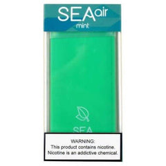 Sea Air Mint Disposable Device 5% - 50mg Nic Salts - UK