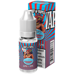 Chief of Vapes - Strawberry Sherbet Salts e-liquid - 20mg - 10ml bottle - UK