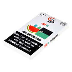 EonSmoke Pods for JUUL - Lush Ice 6% - Juul Compatible Pods UK