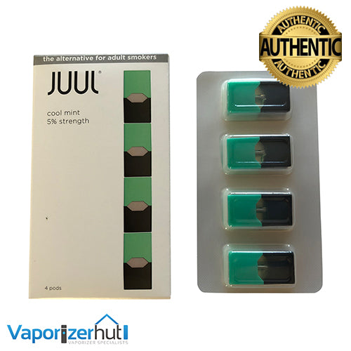 Cool Mint 5% Juul Pod Refills – United Kingdom