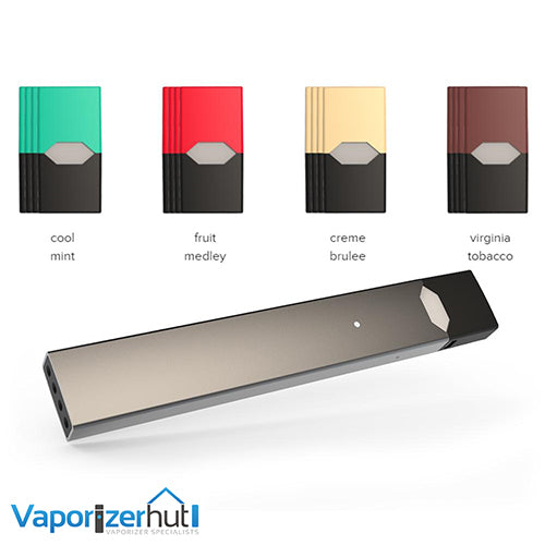 Juul Starter Kit & 5% 4 X Juul Pods – United Kingdom