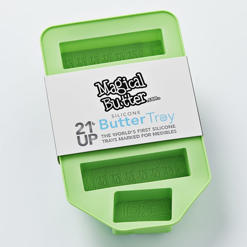 Magical Butter's Butter Trays Moulds
