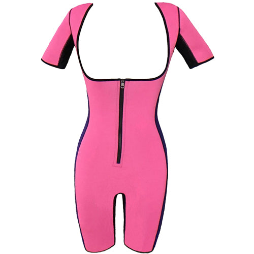 Neoprene Work Out Body Suit