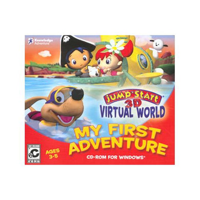 JumpStart 3D Virtual World - My First Adventure