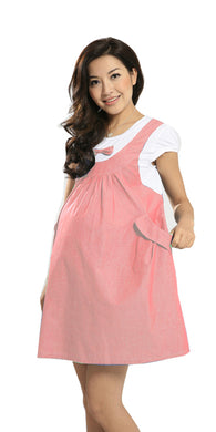 Summer Sweet Lovely  Short Sleeve  Maternity Dress