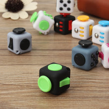 Fidget Funny Cubes Anxiety Stress Relief attention Focusing Toys