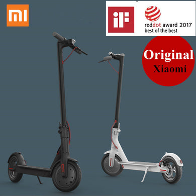 Smart Electric Scooter Foldable Skateboard 30KM mileage with APP & LG battery