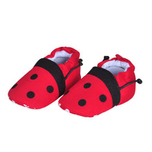 Soft Cartoon  Infant Slippers  First Walkers Cotton Skid-Proof