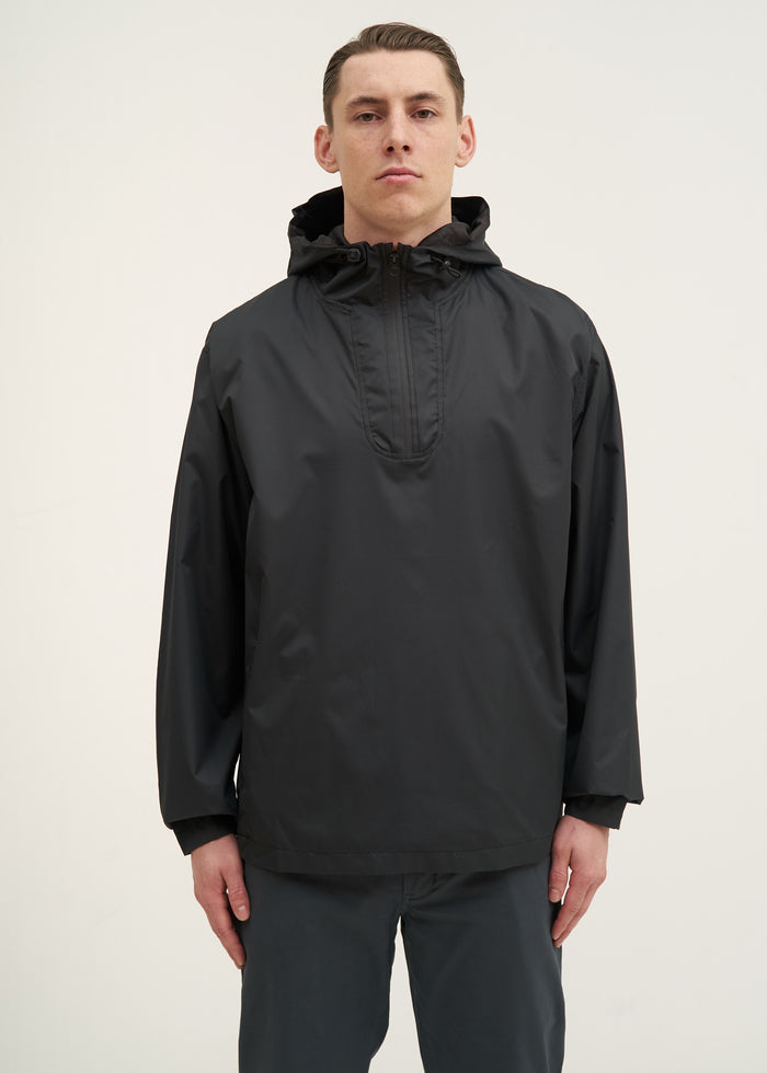 Sherman Anorak - BLACK