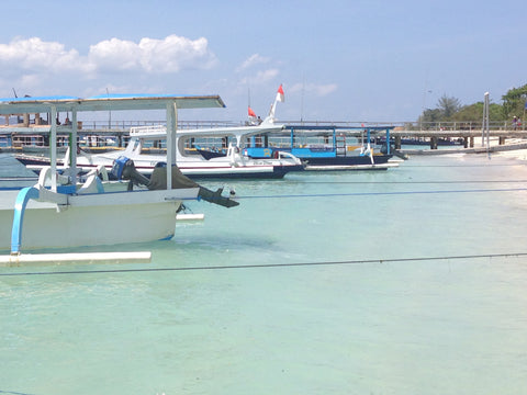 HAVANA travels Gili Islands Trawangan