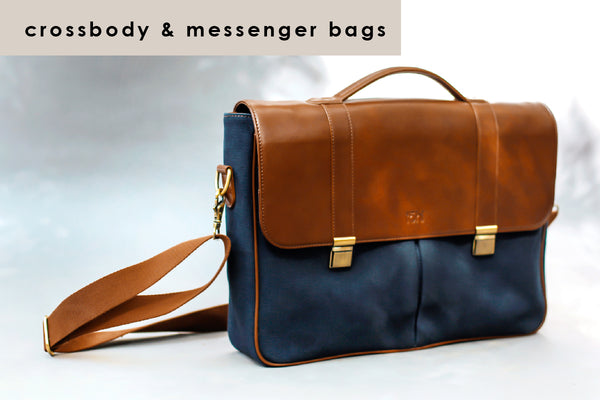 Crossbody & Messenger Bags