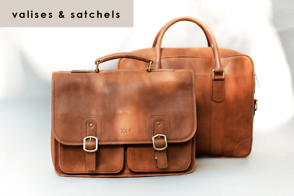 Valises & Satchels