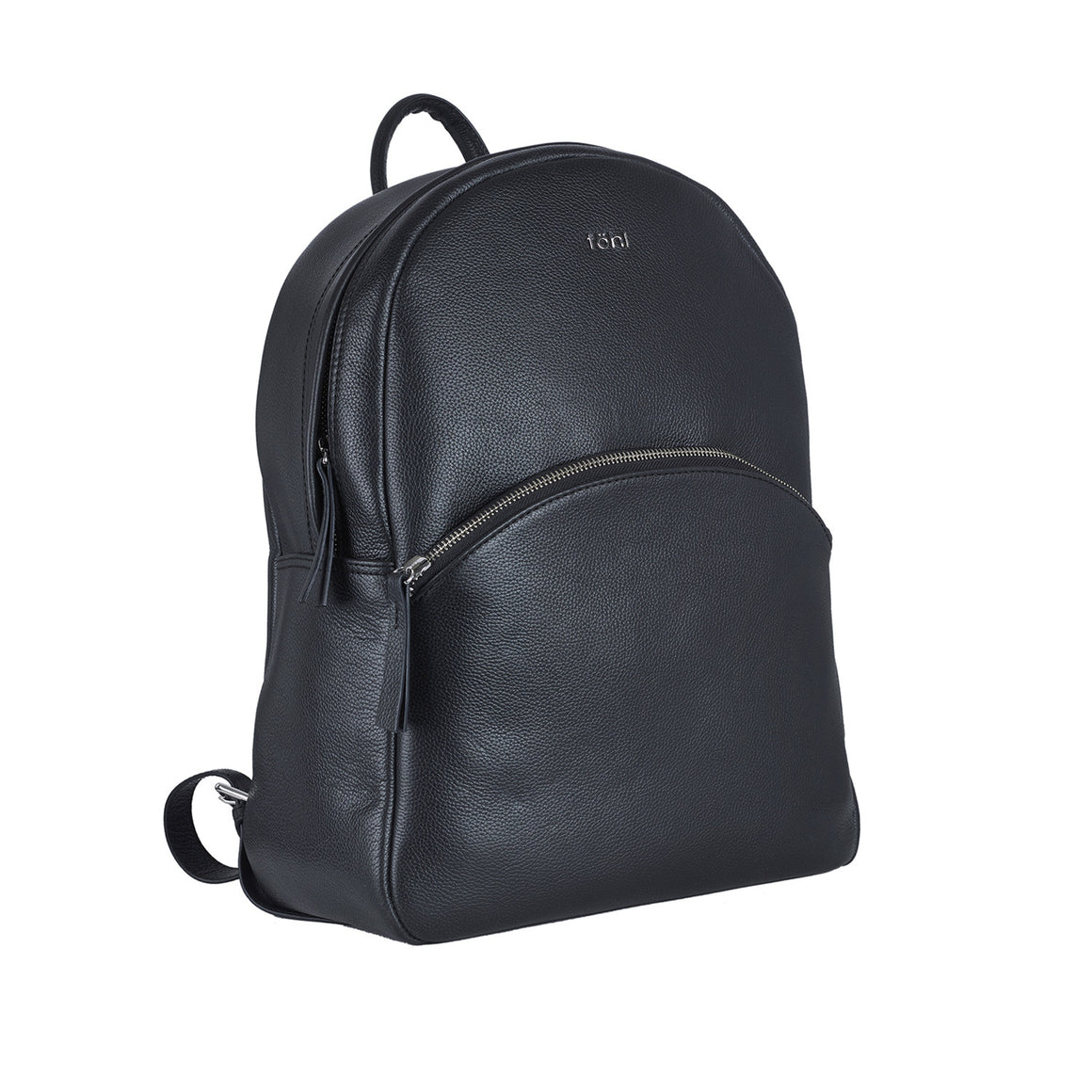 BP 0003 - TOHL CHENA WOMEN'S ZIP THROUGH BACKPACK - CHARCOAL BLACK
