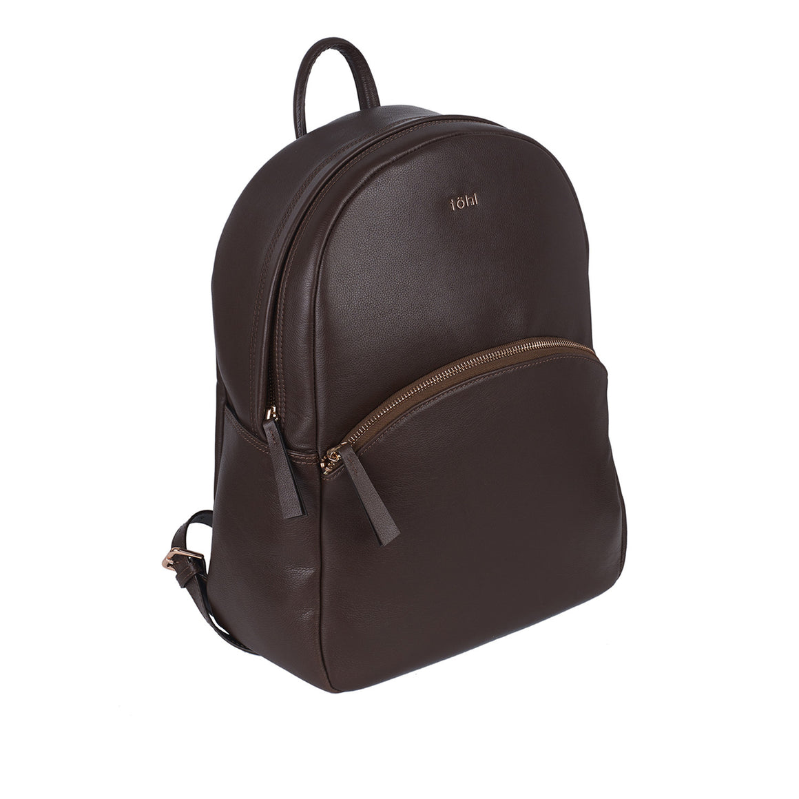 BP 0003 - TOHL CHENA WOMEN'S ZIP THROUGH BACKPACK - CHOCO