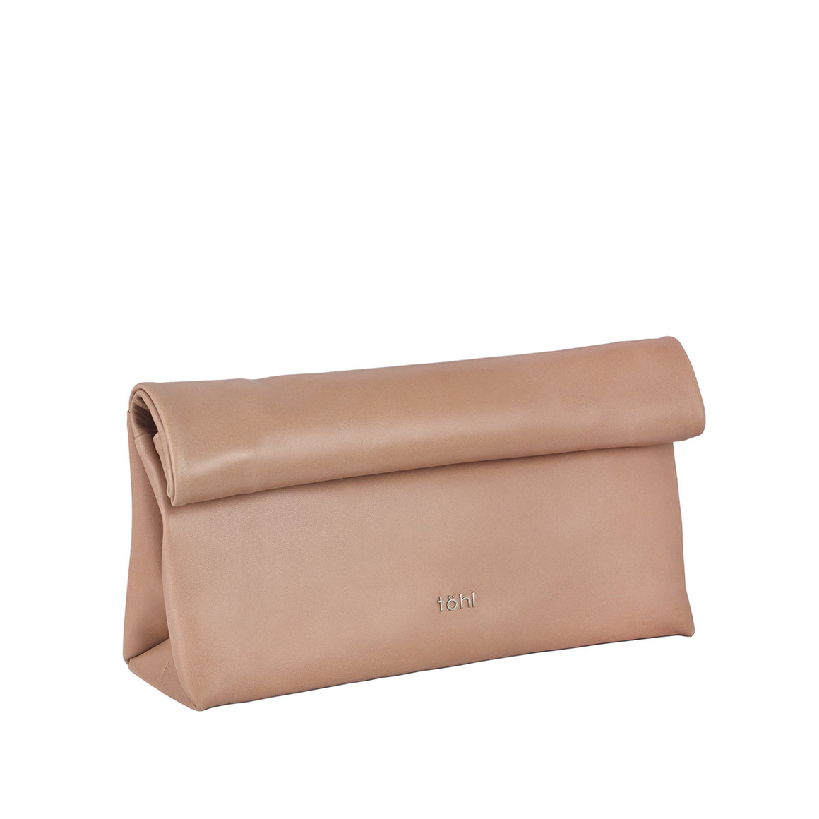 CH 0002 - TOHL FINI WOMEN'S GRIP CLUTCH - NUDE