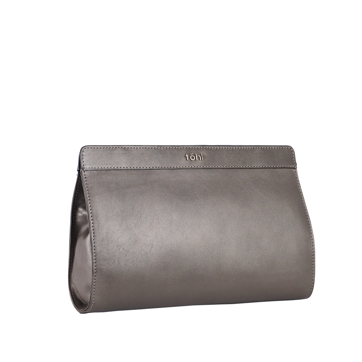CH 0003 - TOHL FOLEY WOMEN'S GRIP CLUTCH - METALLIC COPPER