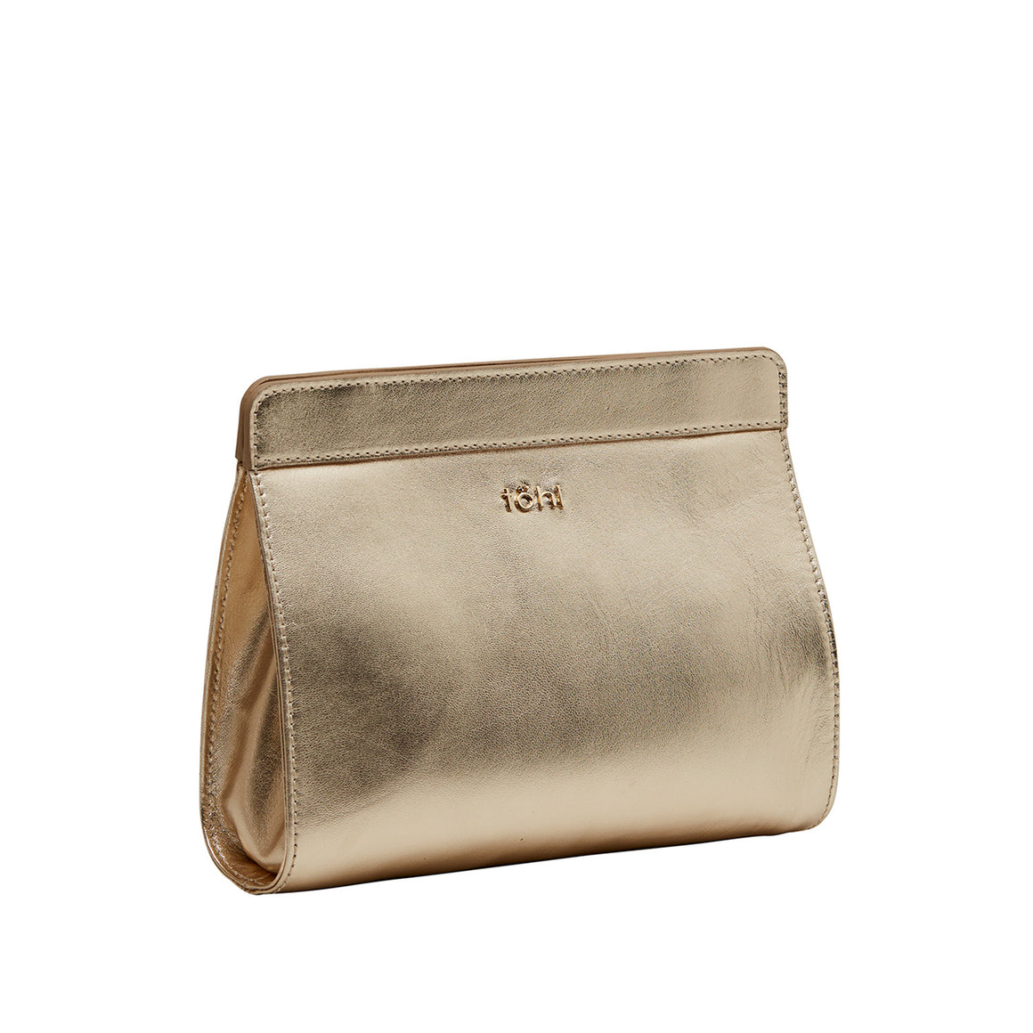 CH 0004 - TOHL CHARLTON WOMEN'S GRIP CLUTCH - GOLD
