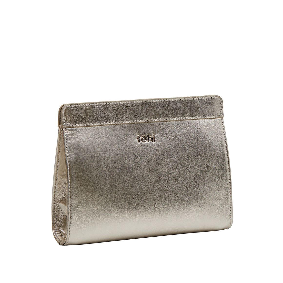 CH 0004 - TOHL CHARLTON WOMEN'S GRIP CLUTCH - SILVER