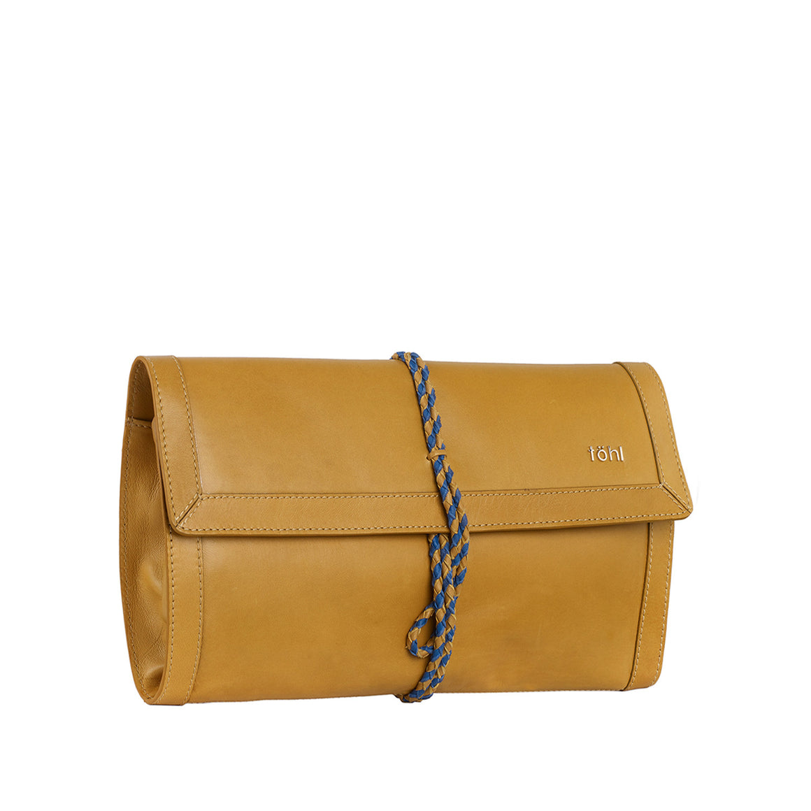 CH 0006 - TOHL CAMILLE WOMEN'S ROLLUP CLUTCH - SUN