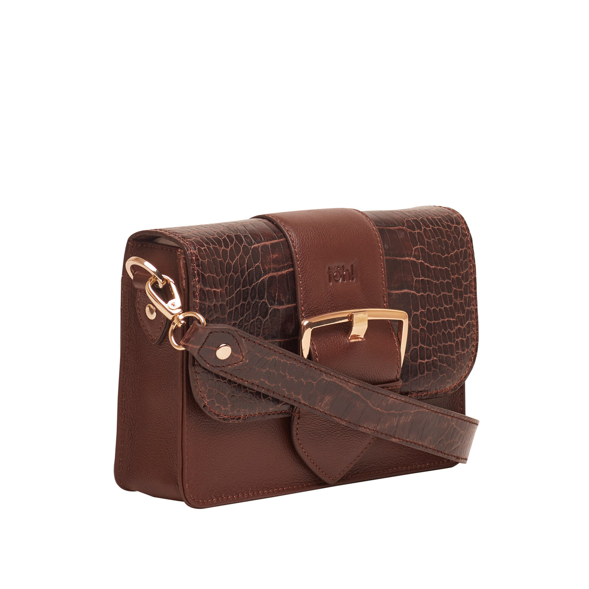 SG 0017 - TOHL TWIGGY WOMEN'S SLING BAG - CHOCO