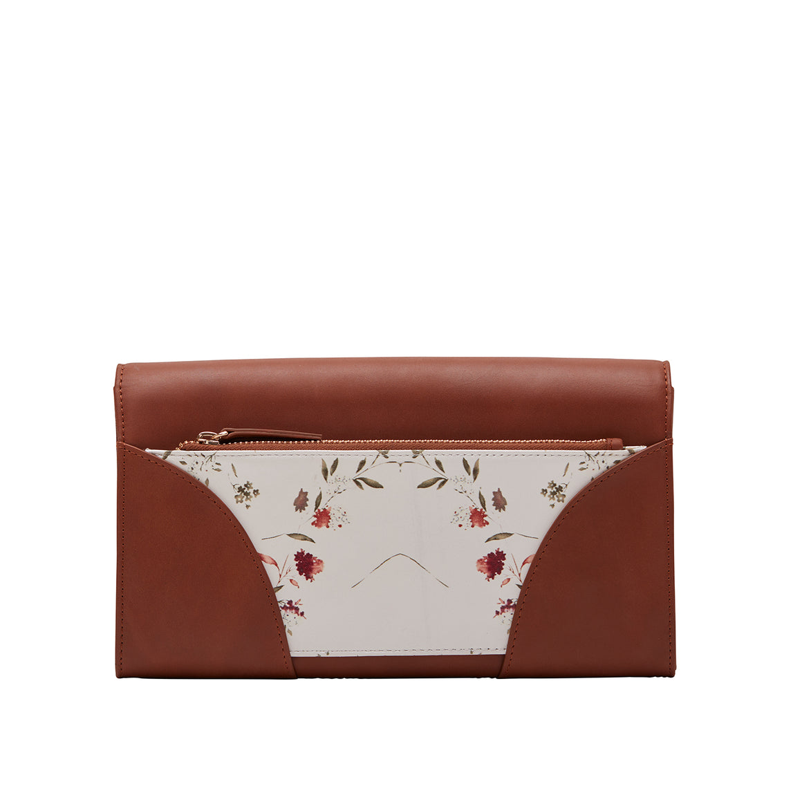 CH 0012 - TOHL RISCA WOMEN'S CLUTCH - VINTAGE TAN