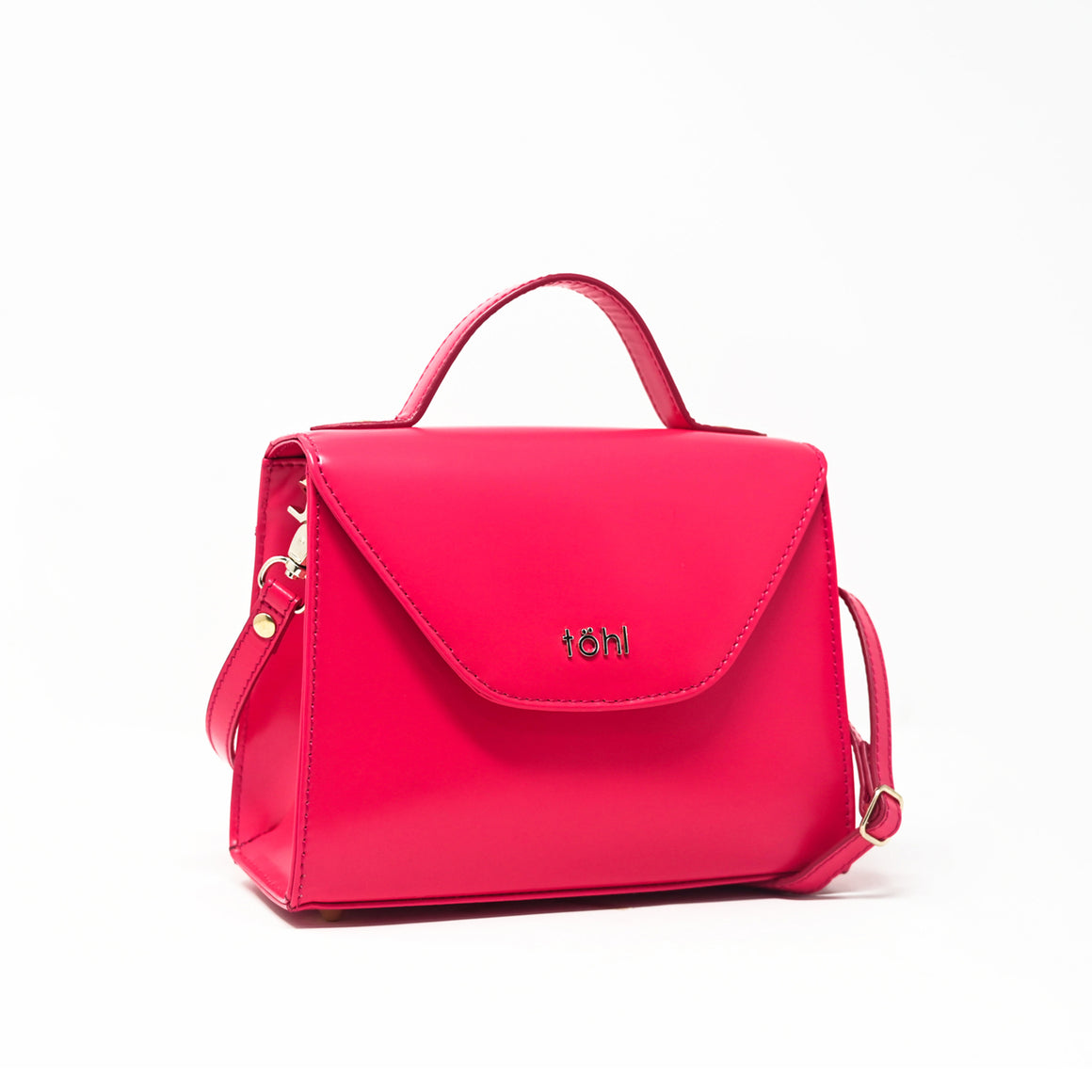 SG0032 - TOHL ABBEY WOMEN'S CROSS-BODY BAG - PINK