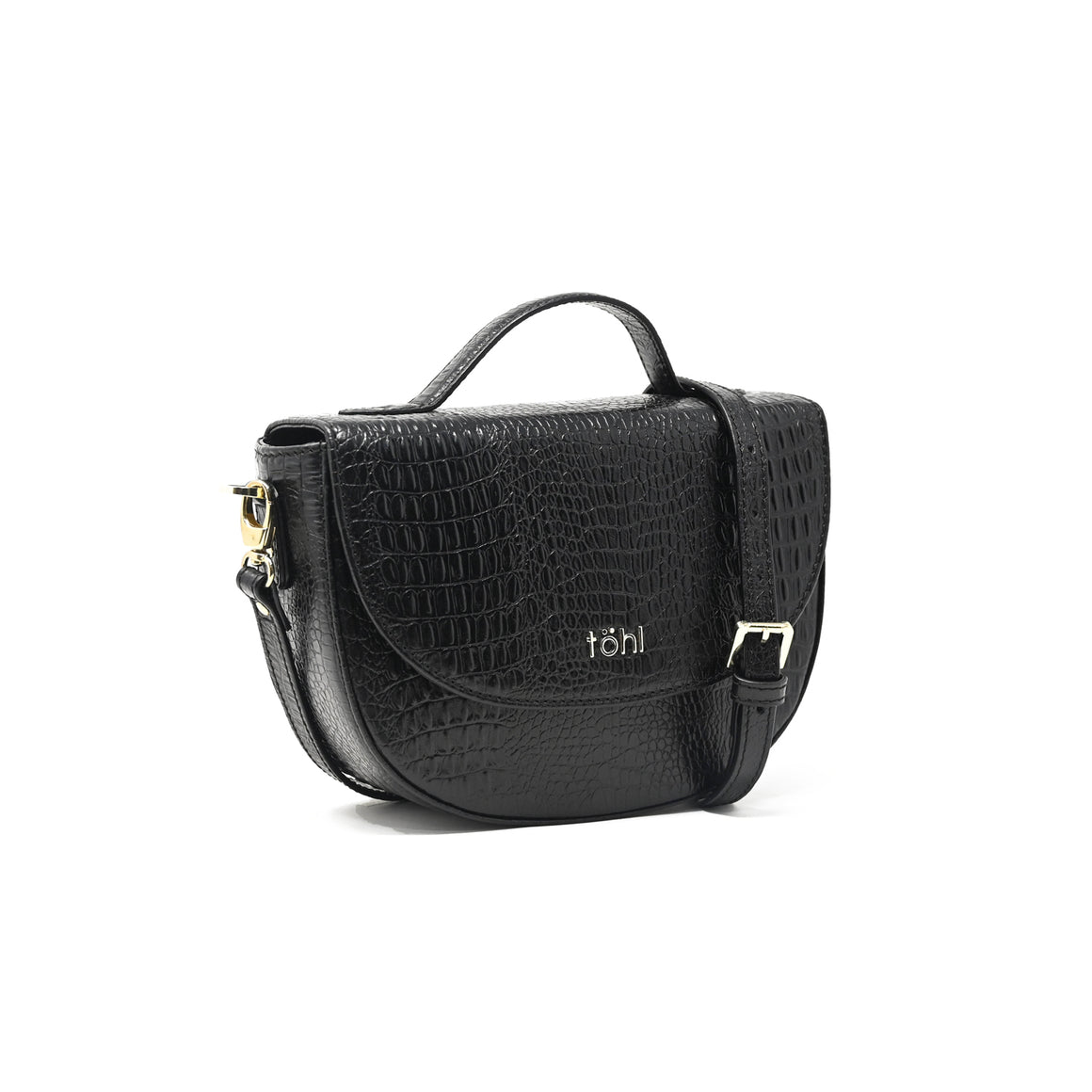 SG0036 - TOHL SWINTON WOMEN'S CROSS-BODY BAG - BLACK