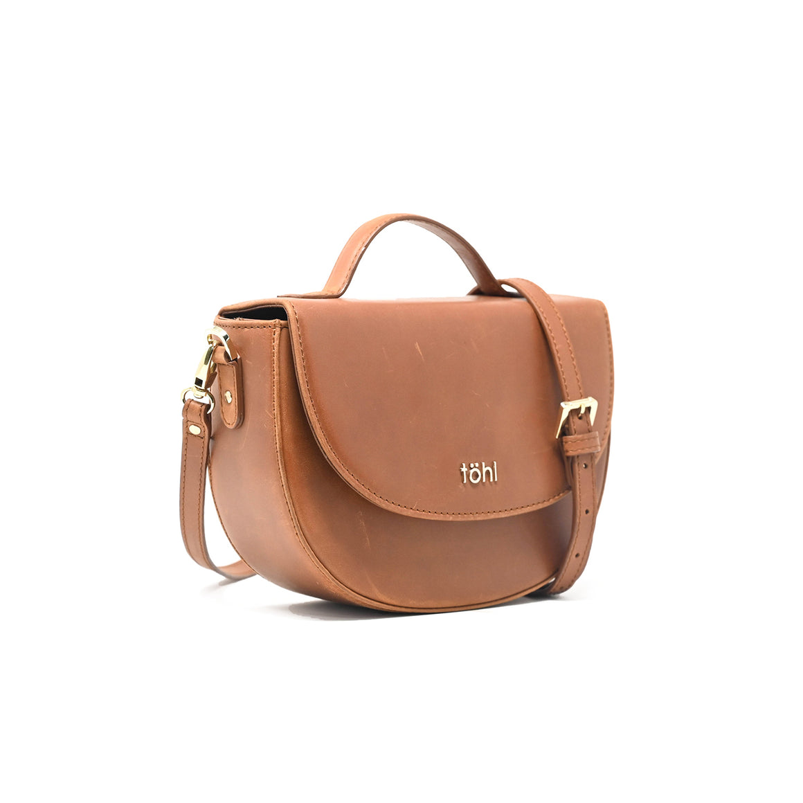 SG0036 - TOHL SWINTON WOMEN'S CROSS-BODY BAG - TAN