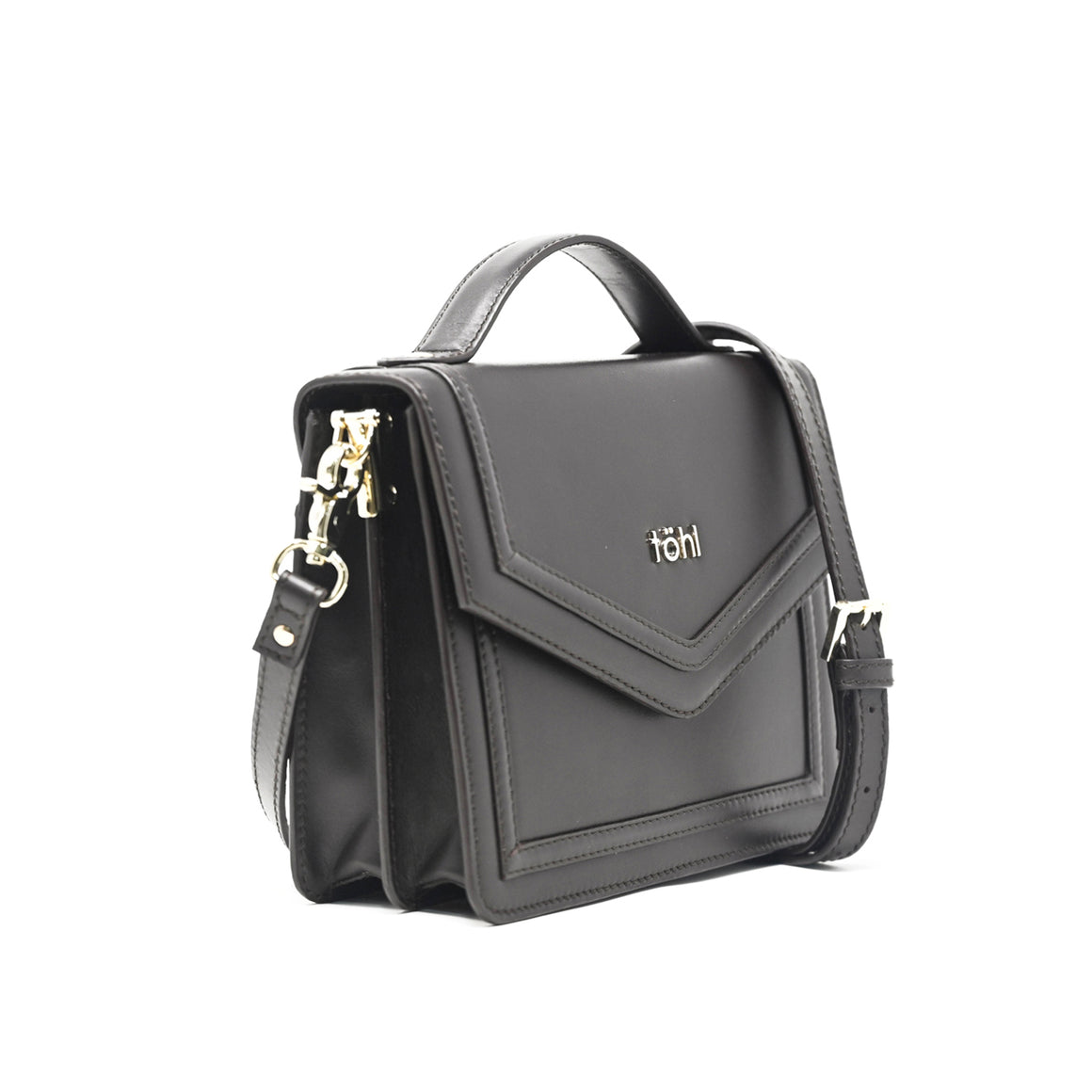 SG0034 - TOHL AVON WOMEN'S CROSS-BODY BAG - BLACK