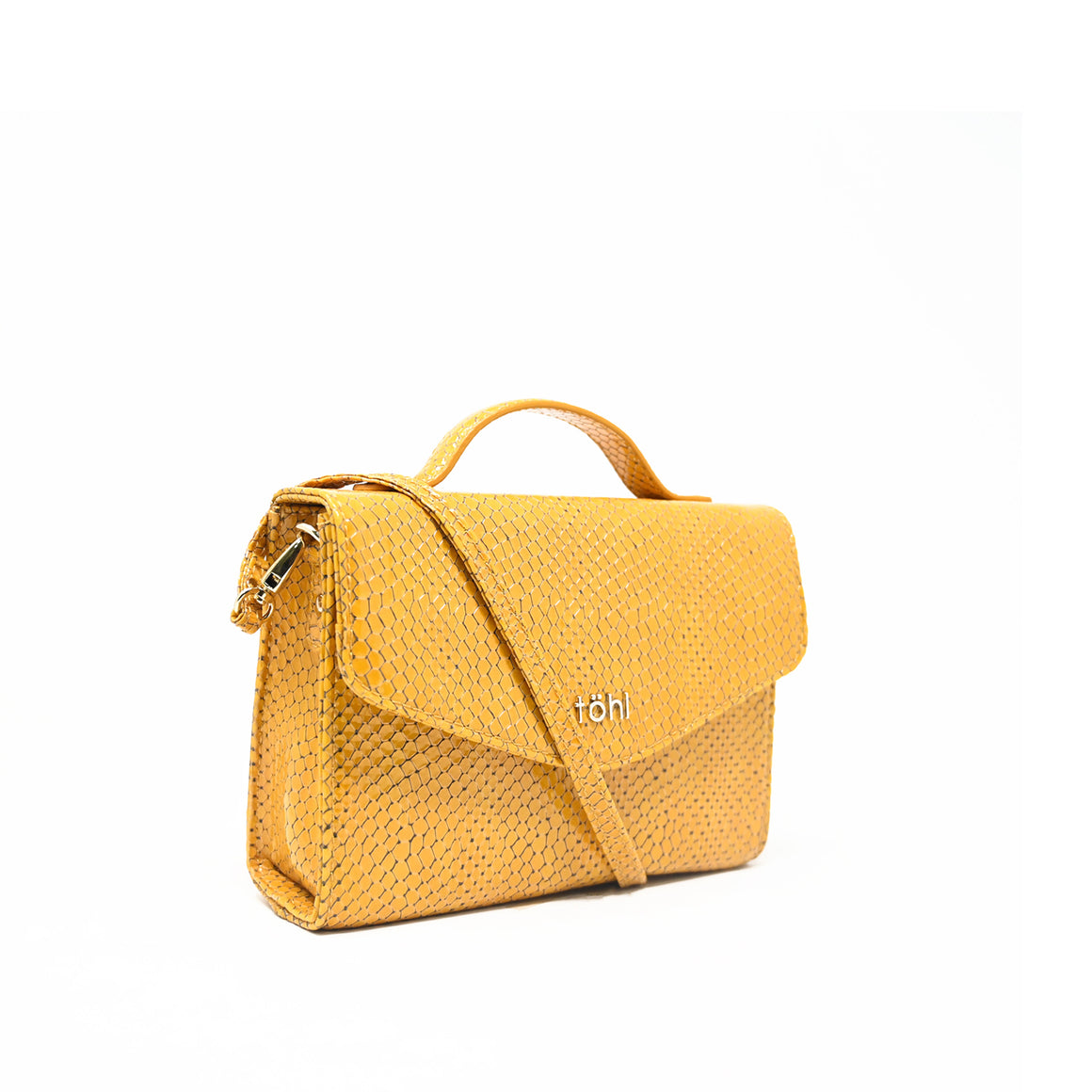 SG0035 - TOHL IRETON WOMEN'S CROSS-BODY BAG - MUSTARD